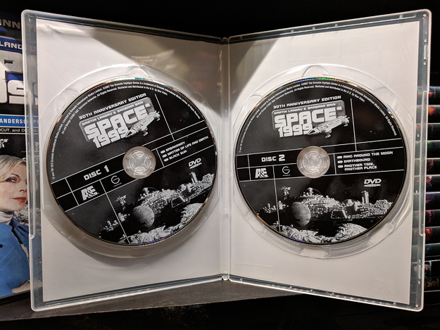 Retro Release Day: Space: 1999 – 30th Anniversary Edition on