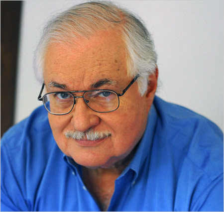 Screenwriter Carl Gottlieb
