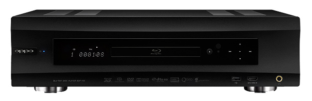 A Look at the Latest Blu-ray Disc Players on Display at CES 2013