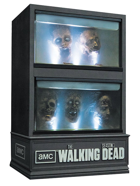 The Walking Dead: Season 3 Limited Edition (Blu-ray Disc)