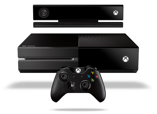 Microsoft's forthcoming Xbox One system