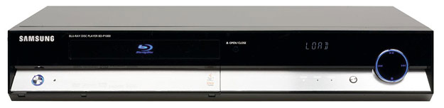 Samsung BDP-1000 Blu-ray Disc player