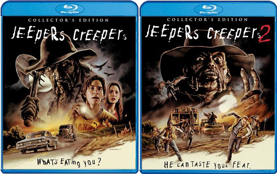 Jeepers Creepers 1 & 2 Collector's Editions