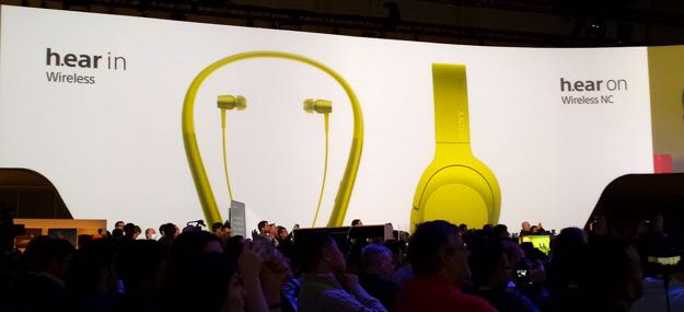 Sony lossless audio headphones