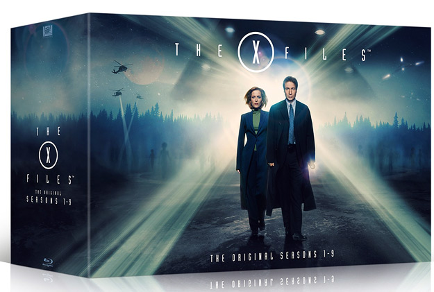 The X-Files: The Complete Series (Blu-ray Disc)