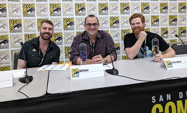 Comic-Con 2018 Shout Factory & Scream Factory panel
