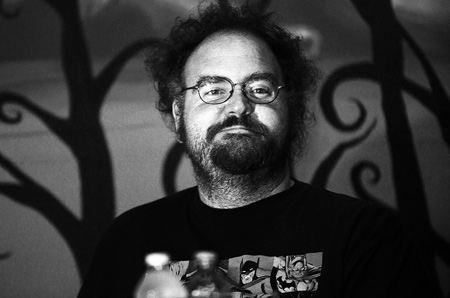 Jon Schnepp (photo by Albert L. Ortega)