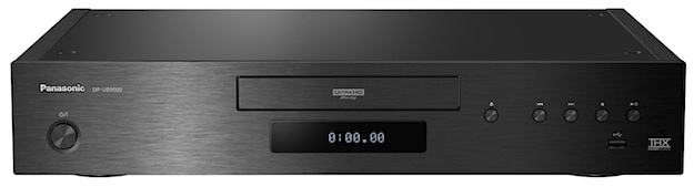 Panasonic UB-9000 4K Ultra HD player