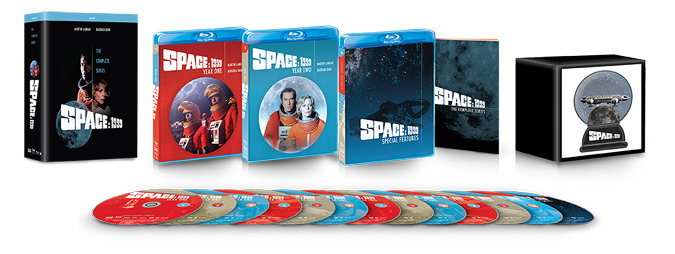 Space: 1999 – The Complete Series