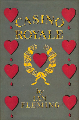 Ian Flemming's Casino Royale - First Edition
