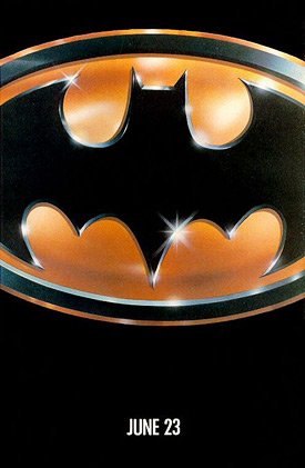 Batman advance poster