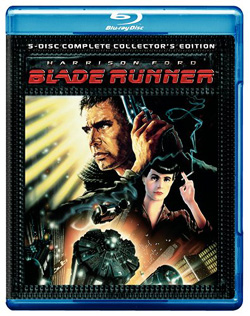Blade Runner: 5-Disc Collector's Edition