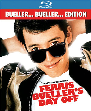 Ferris Bueller's Day Off (Blu-ray Disc)