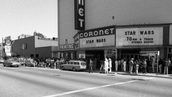 The Coronet in San Francisco