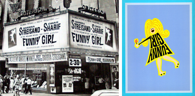 Funny Girl roadshow