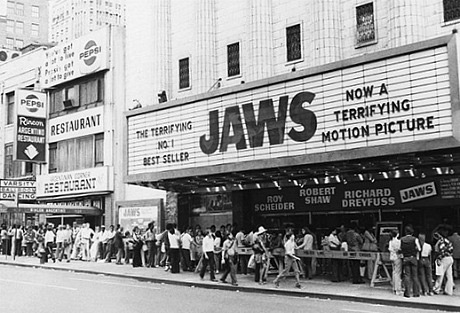 Jaws at the Rivoli