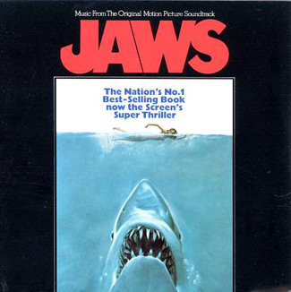 John Williams' soundtrack album for Jaws