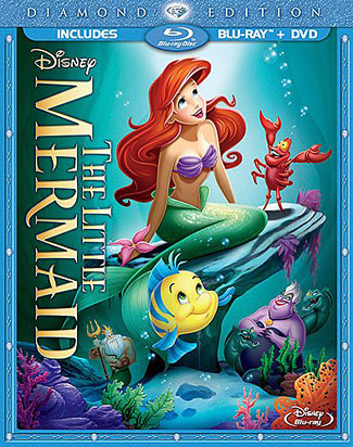 The Little Mermaid (Blu-ray Disc)