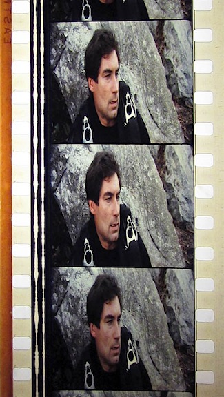The Living Daylights 35mm