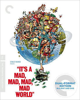 Criterion's Blu-ray release