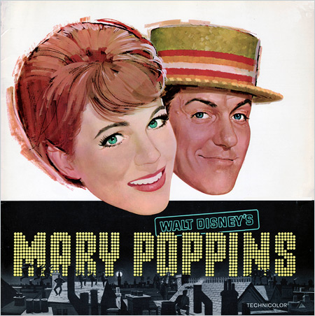 Mary Poppins - Radio City Program