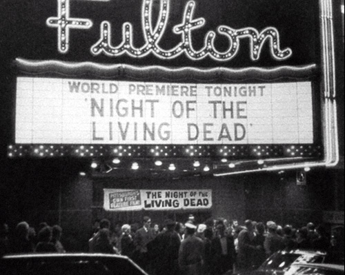 Night of the Living Dead premiere