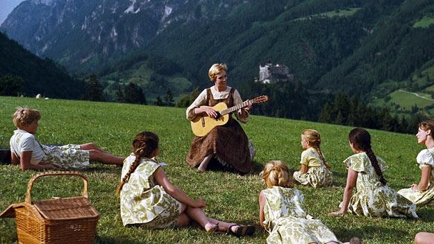 the sound of music tutti insieme appassionatamente