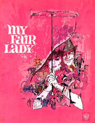 My Fair Lady souvenir booklet