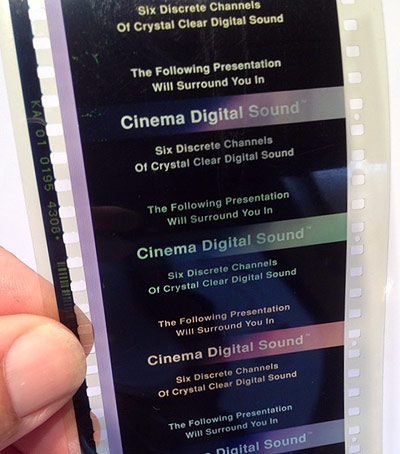 Cinema Digital Sound