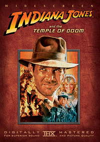 Temple of Doom DVD