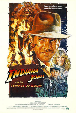 Indiana Jones and the Temple of Doom (Version 3)