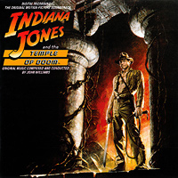 Temple of Doom soundtrack CD