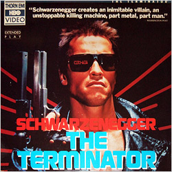 The Terminator (LaserDisc)