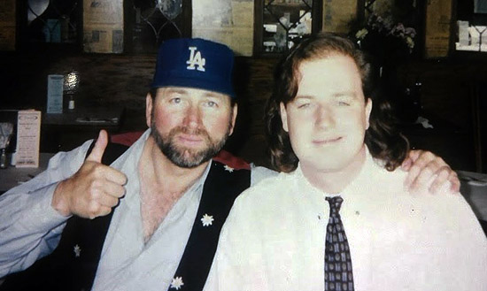 John Ritter & Chris Mann
