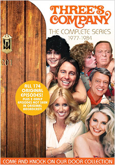 Three's Company: The Complete Series (DVD)