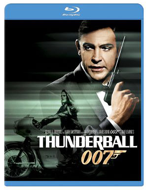 Thunderball Blu-ray Disc