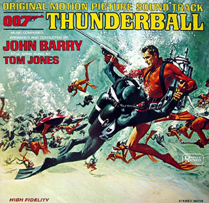 Thunderball soundtrack