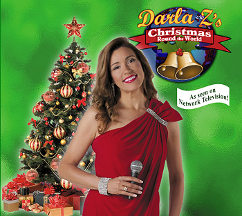 Darla Z's Christmas 'Round the World