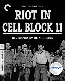 Criterion's Riot in Cell Block 11 Blu-ray