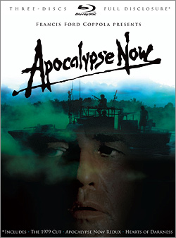 Apocalypse Now: Three-Disc Full Disclosure Edition (Blu-ray Disc)