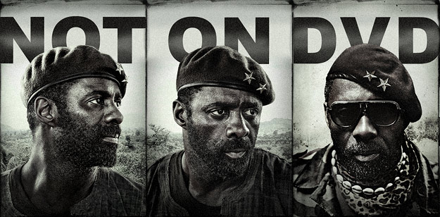 Beasts of No Nation - NOT ON DVD
