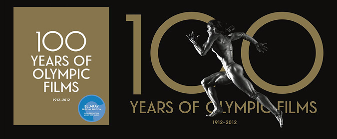 The Criterion Collection bows massive new 100 Years of Olympic Film Blu-ray and DVD box sets on 12/5