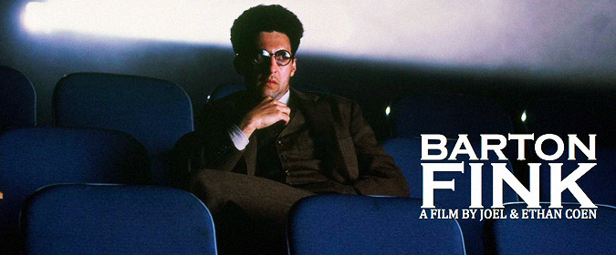 Kino Lorber Studio Classics is releasing the Coen Brother's Barton Fink (1991) on Blu-ray and DVD!