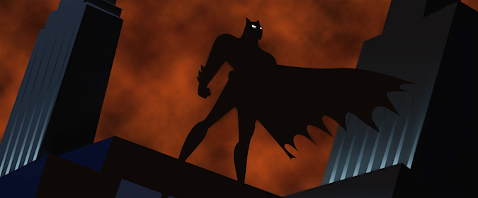 The Warner Archive announces that they're bringing Batman: The Animated Series to Blu-ray in 2018!