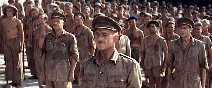 Barrie Maxwell & Bill Hunt review David Lean's restored classic The Bridge on the River Kwai in 4K Ultra HD