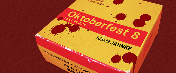 HELL PLAZA OKTOBERFEST 8 is on! Dr. Jahnke offers new Halloween-themed BD reviews all month long!