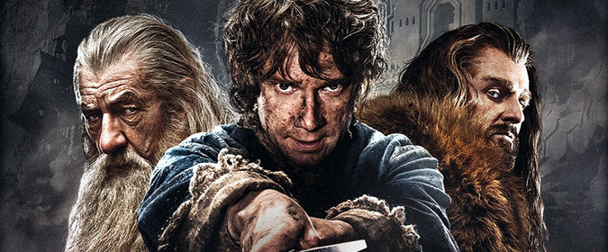 Warner sets Hobbit: Battle of the Five Armies - Extended for 11/17 (and gives the Blu-ray 3D exclusive to Amazon)