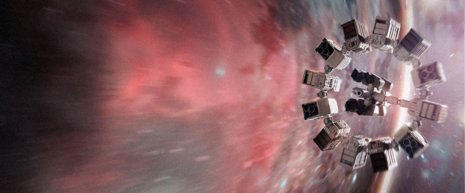 Paramount officially announces Christopher Nolan's Interstellar for Blu-ray and DVD on 3/31