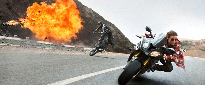 Our reviews of all five Mission: Impossible films in 4K are now up on The Bits (including Rogue Nation)