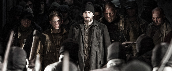 Anchor Bay & Starz set Bong Joon Ho's thrilling Snowpiercer for Blu-ray & DVD on 10/21!